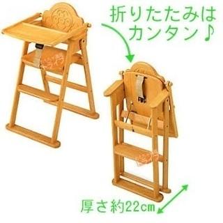 アンパンマン 木製チェア