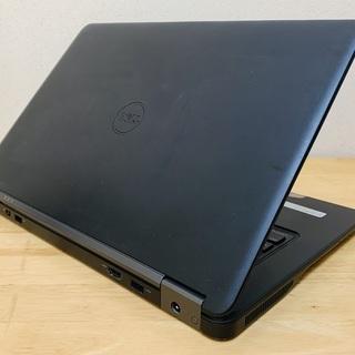 在宅ワークやテレワークにWebカメラ付き激安!お買い得品 薄型14インチ Dell Latitude E7450 - 売ります・あげます