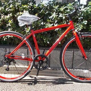 新車 お買い得 クロスバイク 税別¥17.800- 700…