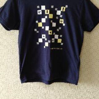 最終値下げ! ellesse ネイビー半袖Tシャツ フリーサイズ
