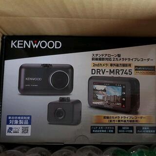 【新品】ドライブレコーダー DRV MR745 KENWOOD ...