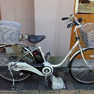 Panasonic ViVi DX 26吋電動アシスト自転車 8...