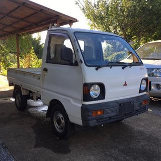 ✔️三菱 ミニキャブ 車検取得予定! 4WD 5MT 軽トラック