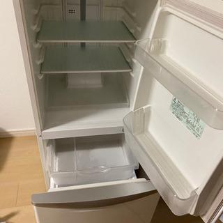 (激安❗️)ナショナル 冷蔵庫❗️冷凍庫❗️135L 2ドア - 名古屋市