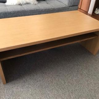 センターテーブル 無印 リビングテーブル ACTUS - 家具