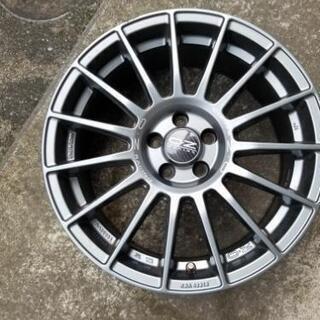 VW アウディOZレーシング 17インチ アルミホイール