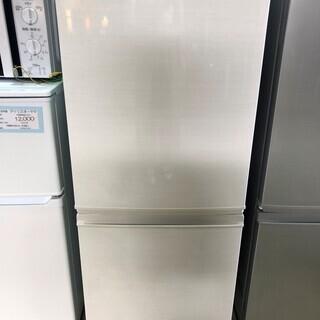 安心の一年保証!冷蔵庫  2ドア SHARP/SHARP つけか...