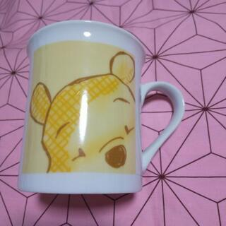 プーさんのマグカップ