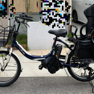ヤマハ パスバビーアン 2017年モデル 美品 電動自転車