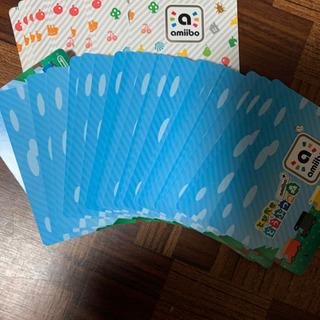 amiibo カード どうぶつの森