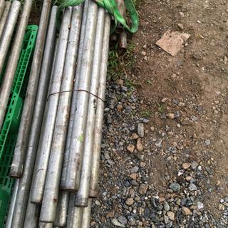 単管パイプ3.5m/60本セット
