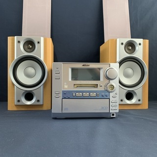 ミニコンポ Victor MX-S5MD MD/3CD/FM/AM