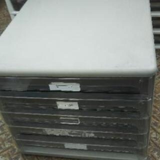書類整理 テレワーク用品2 黒