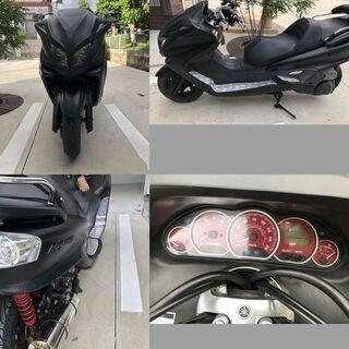 マジェスティ:ビッグスクーター