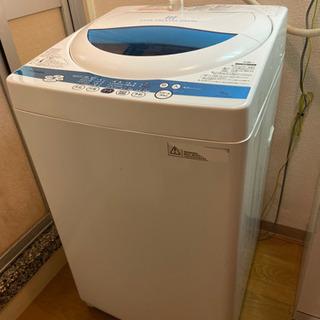 4000円 2011年製 TOSHIBA 洗濯機