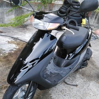 ⭐ホンダライブディオ AF34 黒 2ストバイク外装きれいです
