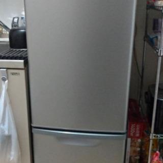 【配送料込】パナソニック冷蔵庫 168L