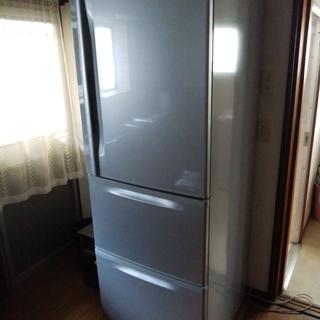 《姫路》東芝ノンフロン3ドア冷凍冷蔵庫375L☆よく冷えてます☆^^