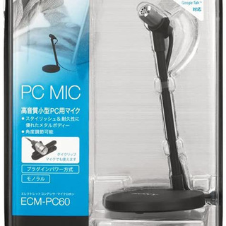 ★SONY ECM-PC60★エレクトレットコンデンサーマイクロ...