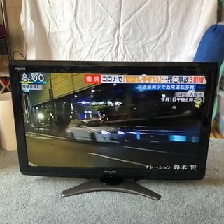 中古☆SHARP 液晶テレビ AQUOS LC-32E8 シャー...