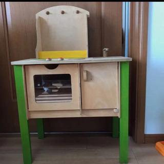 300円で!【おままごと用】 子供用キッチン