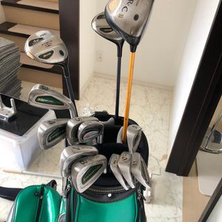 ゴルフクラブ、バッグ
