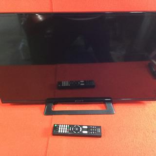 SONY 32型 液晶テレビ KJ-32W500C 2016年