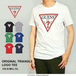 【ネット決済・配送可】メンズ GUESS 半袖Tシャツ 新品 送料込み