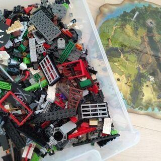 LEGOドゥブルーンのツェッペリン飛行船