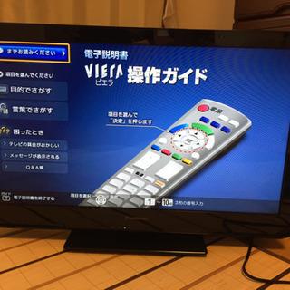 難あり Panasonic ビエラTH-L32C3 B-CASカ...