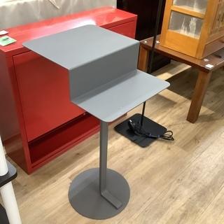 取りに来られる方限定!無印良品×IDEEのスチールサイドテーブルです!