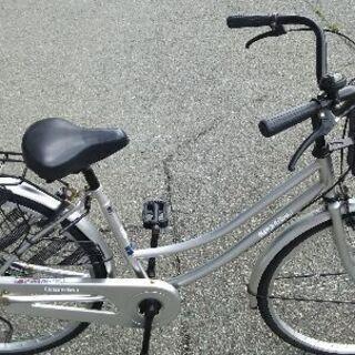 取引中 【値下げ】 サイズ26  自転車