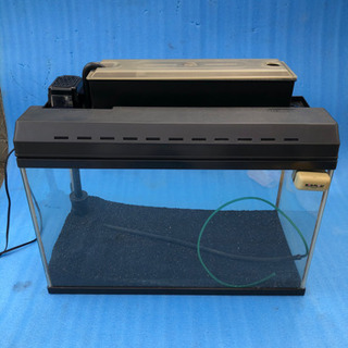 水槽60cm+ろ過装置+ヒーター