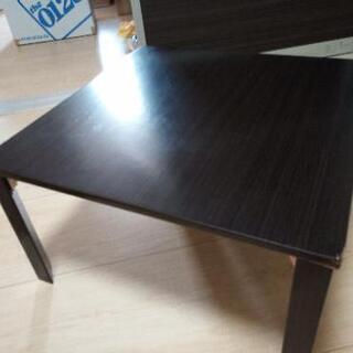 折りたたみテーブル 50cmx50cm