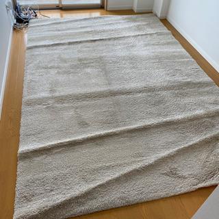 IKEA ベージュ絨毯