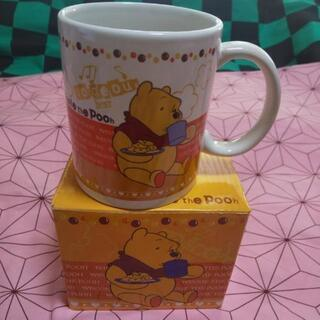 ☆プーさんのマグカップ☆