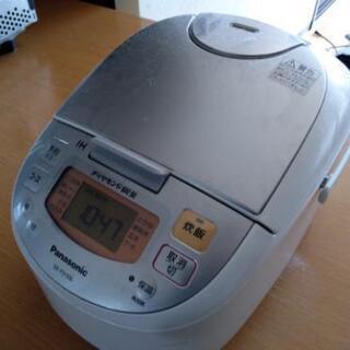 【急募】PanasonicパナソニックIH炊飯機5.…