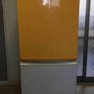 SHARP中古冷蔵庫135ℓ 山口県内配達します。