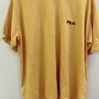 FILA × E hyphen world gallery tシャツ