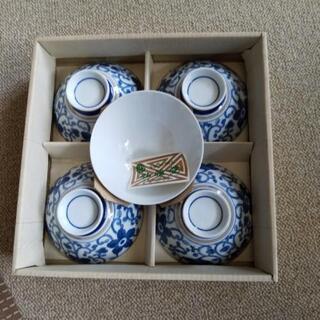 飯茶碗5個セット未使用品