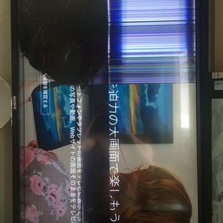 ジャンク品 KJ-43X8000E 4kテレビ