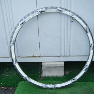 自転車タイヤ24インチ1 3/8 白