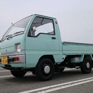 1990三菱ミニキャブトラック!4MT! 2WD!