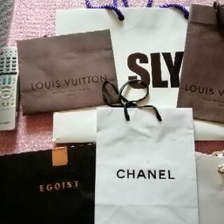ブランド袋 複数