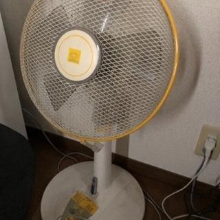 【0円ジャンク品】羽根の回らない扇風機
