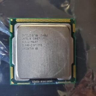 CPU Intel Core i7-860 2.8GHz 中古 ...