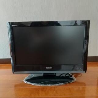 液晶テレビ(19V型)東芝