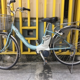 《レンタサイクル店使用 自転車整備士整備済み!》㉕中古車 電動ア...