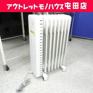 良品計画 オイルヒーター MU-8B2TK 無印 1200W オ...