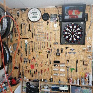 自転車の修理、組立、整備お教えします